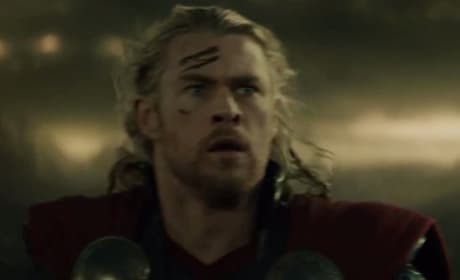 Thor: The Dark World Chris Hemsworth Clip