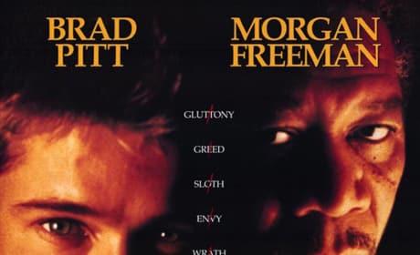 Se7ven Movie Poster