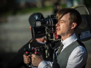 Dane DeHaan Shoots The Amazing Spider-Man 2
