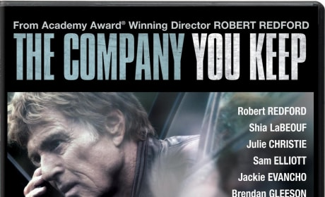 The Company You Keep DVD/Blu-Ray
