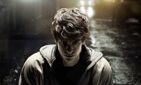 Andrew Garfield is Peter Parker in Amazing Spider-Man