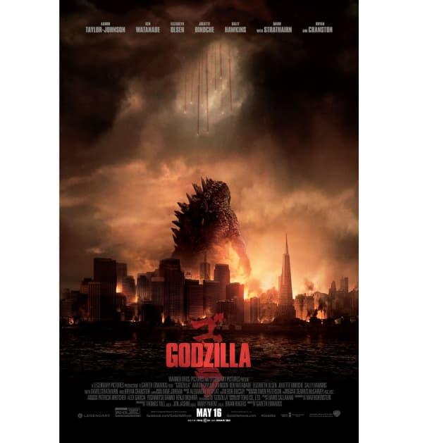 Godzilla Quotes: Godzilla Giveaway: Win A Monster Prize Pack!
