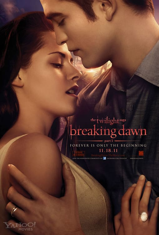 Bella and Edward Poster