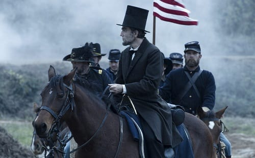 Daniel Day Lewis Stars in Lincoln