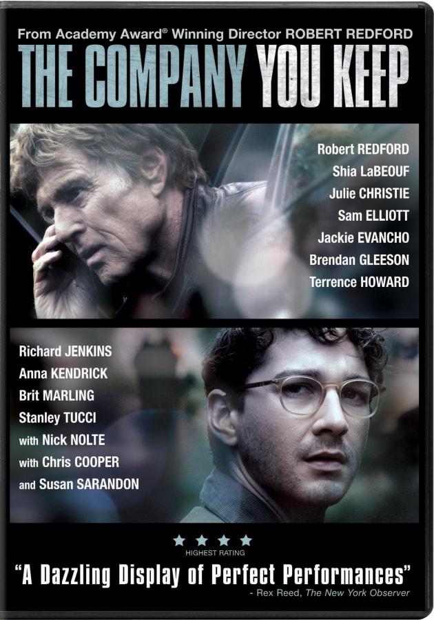 The Company You Keep DVD/Blu-Ray