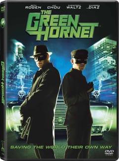 The Green Hornet DVD Cover