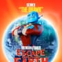 Escape From Planet Earth Scorch Poster