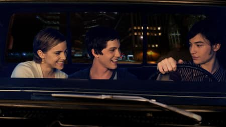 Emma Watson, Logan Lerman, and Ezra Miller The Perks of Being a Wallflower
