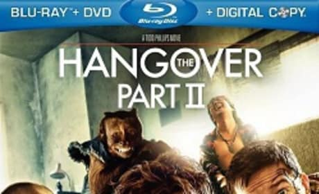 The Hangover Part II Blu-Ray
