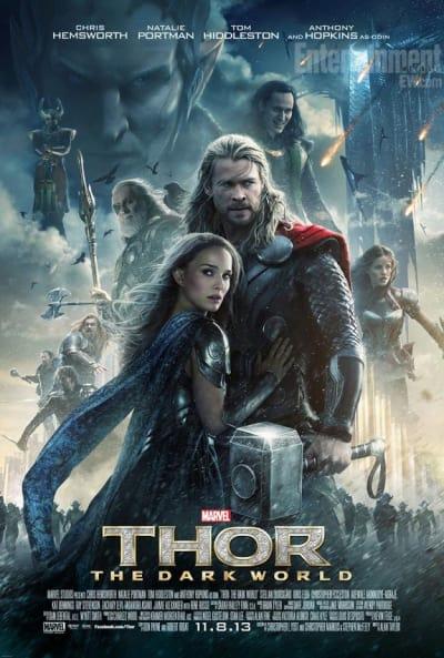 Thor: The Dark World Cast Poster
