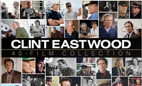 Clint Eastwood Collection DVD Review: 40 Films That Make My Day