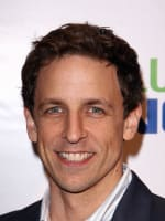 Saturday Night Live's Seth Myers