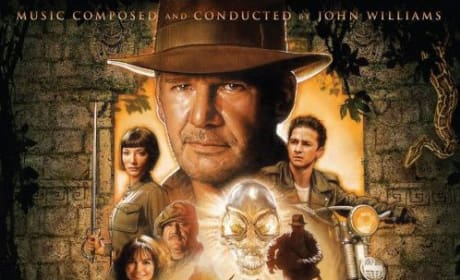 Pre-Order the Indiana Jones and the Kingdom of the Crystal Skull Soundtrack