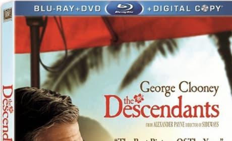 The Descendants Blu-Ray