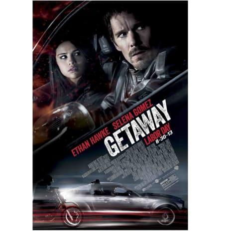 Getaway Prize Poster