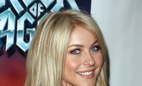 Julianne Hough to Star Alongside Tom Cruise in Rock of Ages