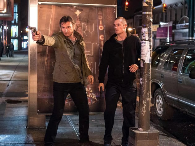 Liam Neeson Joel Kinnaman Run All Night