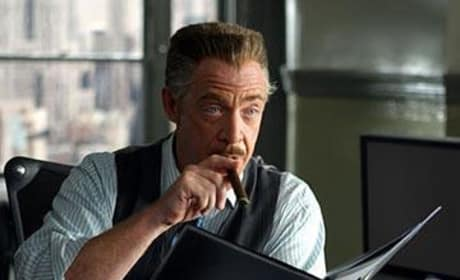 J.K. Simmons Speaks on Spider-Man 4