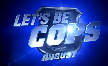 Let's Be Cops Logo