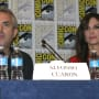 Alfonso Cuaron Sandra Bullock Press Conference