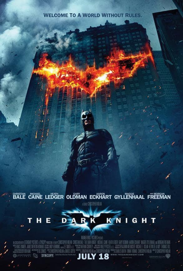 New Dark Knight Poster
