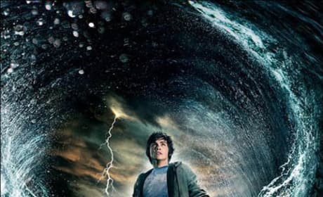 Percy Jackson Theatrical Poster