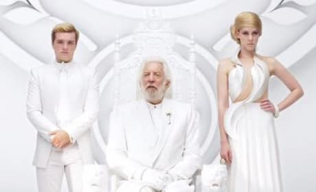 Mockingjay President Snow