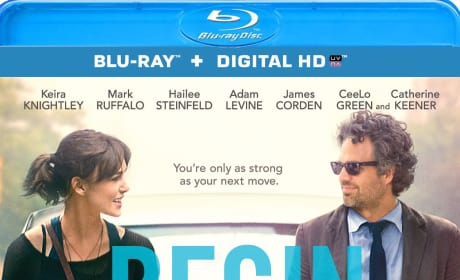 Begin Again DVD Review: Hits the Right Notes