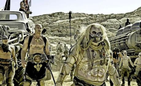 Mad Max Fury Road Photo Still