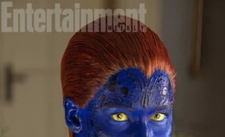 X-Men Days of Future Past Jennifer Lawrence as Mystique