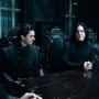 Voldemort Questions Snape