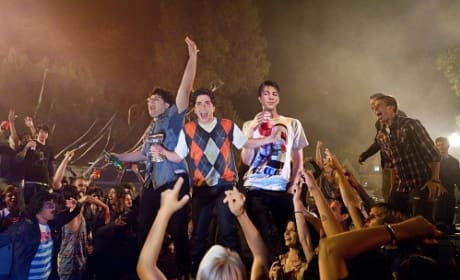 The Cast of Project X