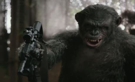 Dawn of the Planet of the Apes Final Trailer: Apes Do Not Want War