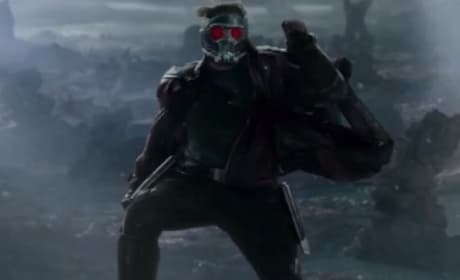 Guardians of the Galaxy First Clip: Star Lord, Legendary Outlaw!