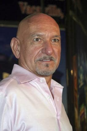 Ben Kingsley Picture