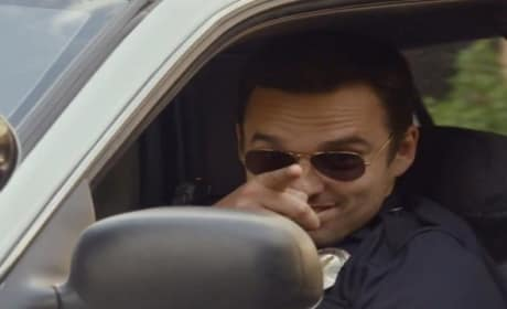 Let's Be Cops Red Band Clip: Isn't This Illegal?