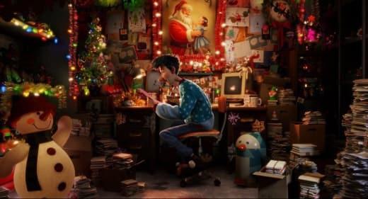 Arthur Christmas Still