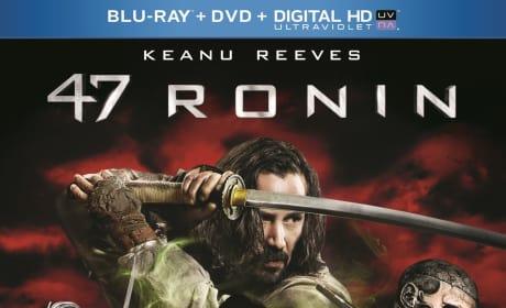 47 Ronin DVD