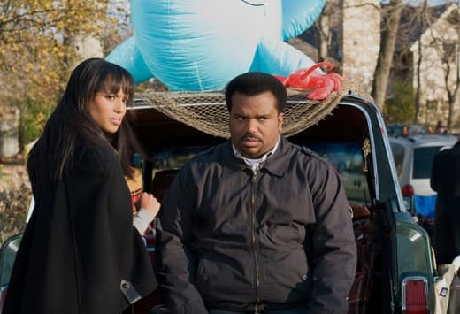 Craig Robinson Kerry Washington Peeples