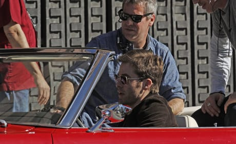 Chris Pine Stars in Welcome to People
