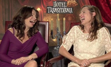 Fran Drescher and Molly Shannon Picture