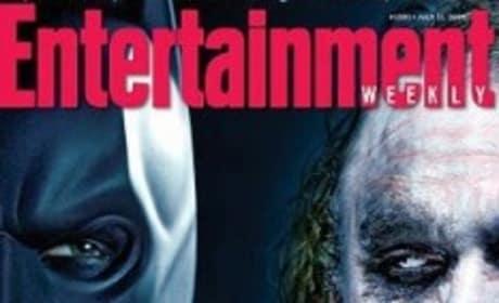 The Dark Knight, Heath Ledger Profiled in Magazine