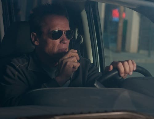 The Last Stand Arnold Schwarzenegger