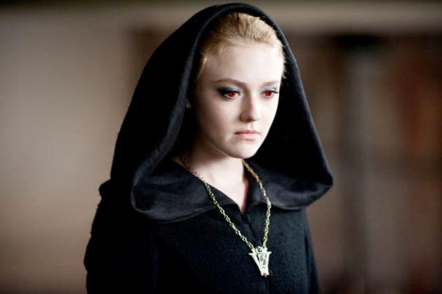Dakota Fanning Returns as Jane