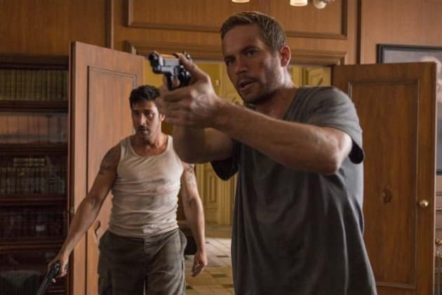 David Belle Paul Walker Brick Mansions