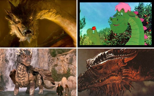 9 favorite movie dragons smaug from the hobbit the desolation of smaug
