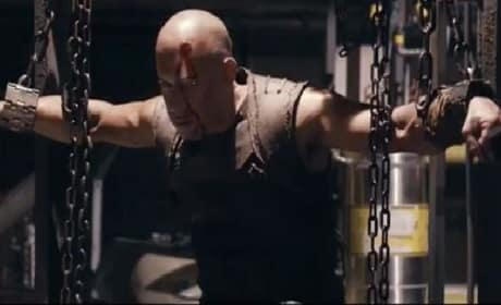 Riddick Comic-Con Red Band Trailer: Released!