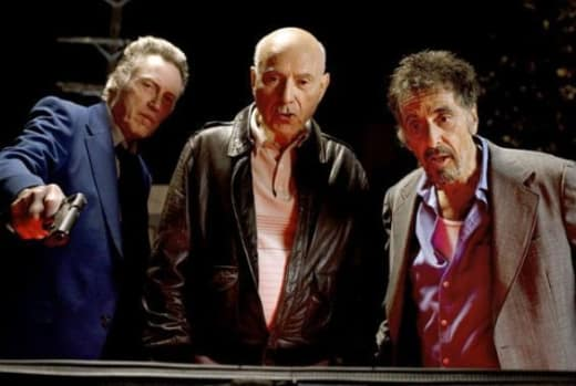 Al Pacino, Christopher Walken Alan Arkin Stand Up Guys