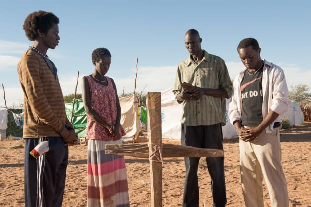 The Cast of The Good Lie