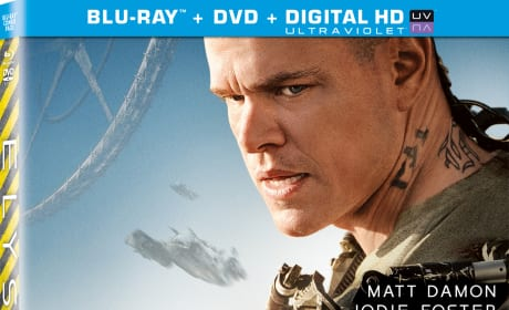 Elysium DVD Review: Matt Damon Delivers